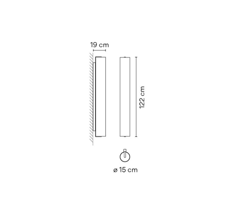 Kontur 6446 sebastian herkner applique ou plafonnier wall or ceiling light  vibia 644611 13  design signed nedgis 111058 product