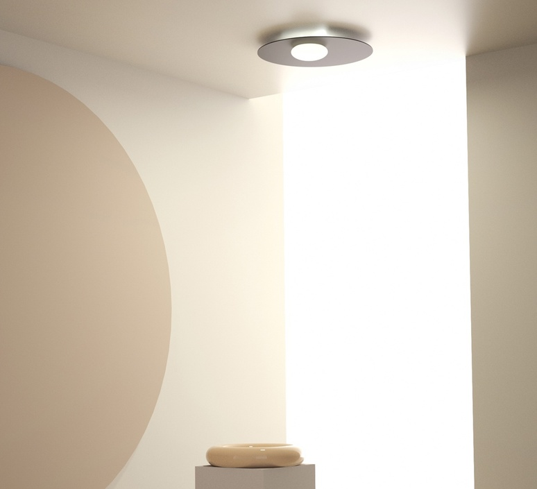 Kwic serge et robert cornelissen applique ou plafonnier wall or ceiling light  axolight plkwic36brxxled  design signed nedgis 109508 product