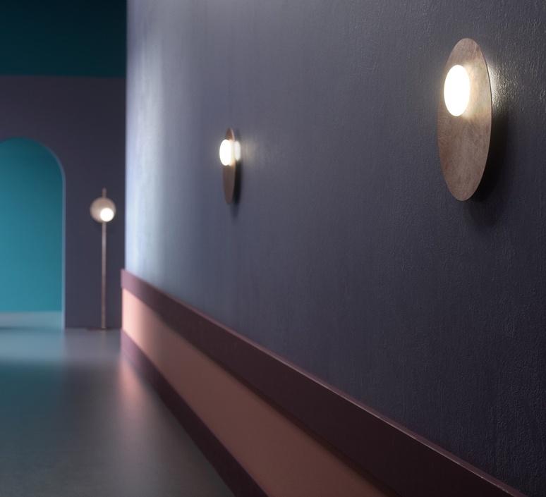 Kwic serge et robert cornelissen applique ou plafonnier wall or ceiling light  axolight plkwic36brxxled  design signed nedgis 109509 product
