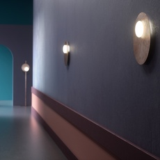 Kwic serge et robert cornelissen applique ou plafonnier wall or ceiling light  axolight plkwic36brxxled  design signed nedgis 109509 thumb