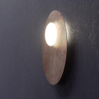 Applique ou plafonnier kwic bronze noir led 2700k 2151lm o36cm hcm axo light normal