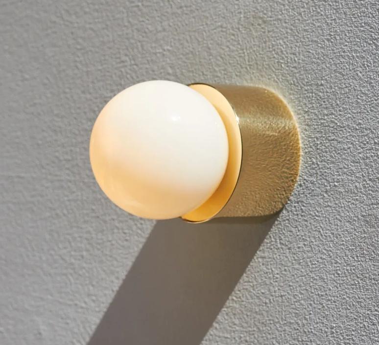 Sconce 60 michael anastassiades applique ou plafonnier wall or ceiling light  anastassiades ma s60 pbr   design signed nedgis 111257 product