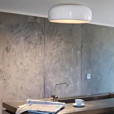 Smithfield jasper morrison applique ou plafonnier wall or ceiling light  flos f1370009  design signed nedgis 122944 thumb