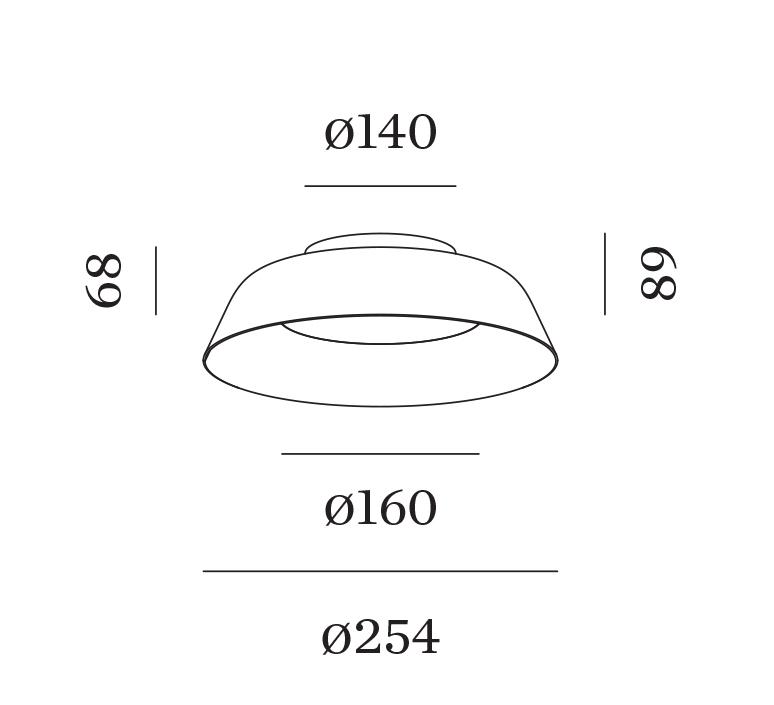 Towna 1 0 studio wever ducre applique ou plafonnier wall or ceiling light  wever et ducre 178184z3  design signed nedgis 125042 product