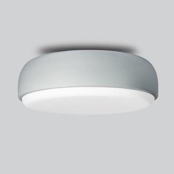 Applique plafonnier above bleu poussiereux o40cm h14cm northern lighting normal