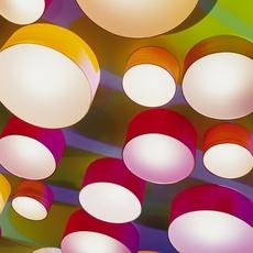 Gea 42 a marivi calvo applique plafonnier wall light ceiling  lzf dark g42 a 22  design signed 31268 thumb