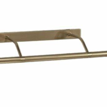 Applique pour tableaux 9004 bruni marron l52cm h4cm cvl normal