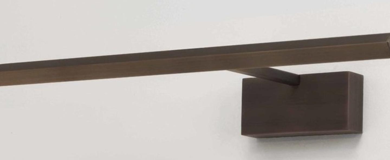 Applique pour tableaux mondrian 300 bronze l30cm h50cm astro lighting normal