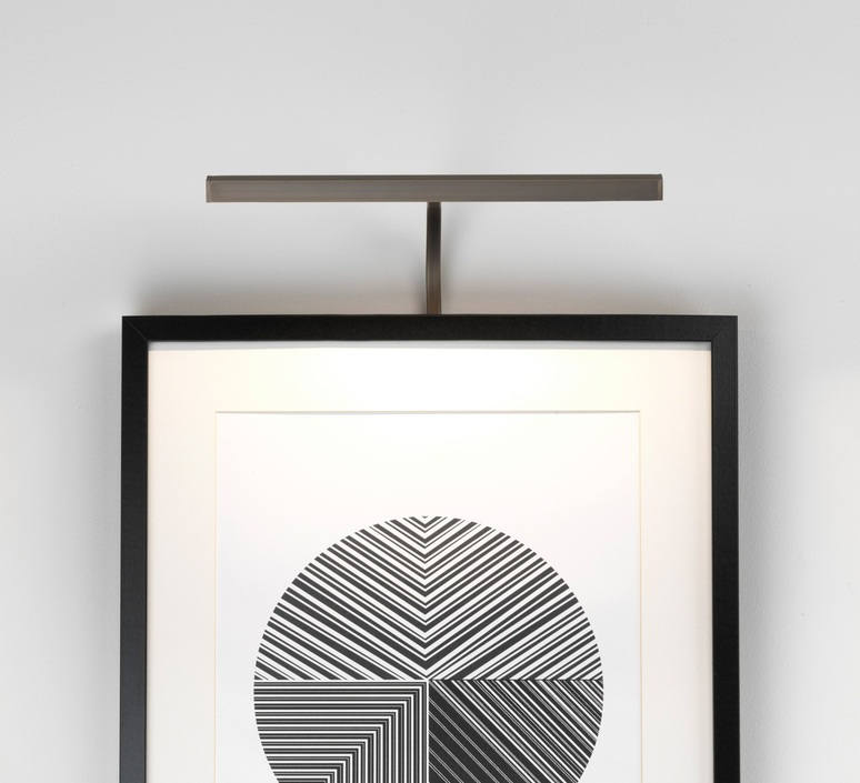 Mondrian 300 studio astro applique pour tableaux wall painting light  astro 1374016  design signed nedgis 100367 product