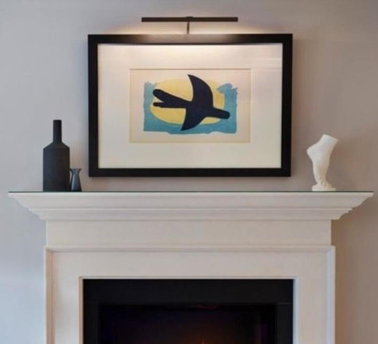 Mondrian 300 studio astro applique pour tableaux wall painting light  astro 1374016  design signed nedgis 100368 product