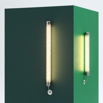 Applique qanik 2212 transparent led l100cm o7cm sammode normal
