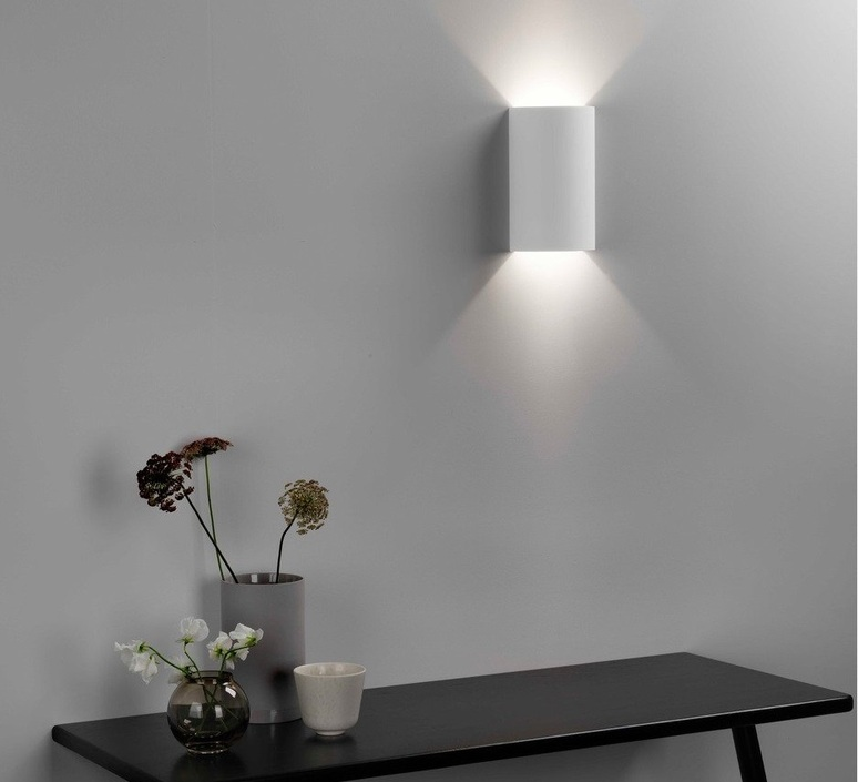 Enna square switched studio astro applique liseuse wall reading light  astro 1058016  design signed nedgis 108643 product