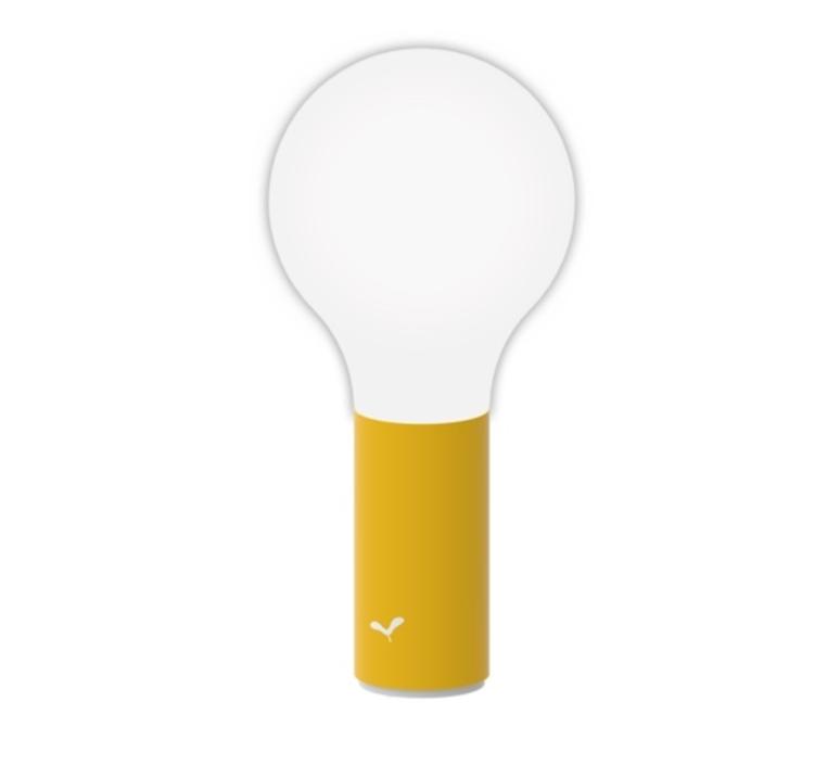 Aplo miel  tristan lohner baladeuse portable lamp  fermob 341073  design signed nedgis 112607 product