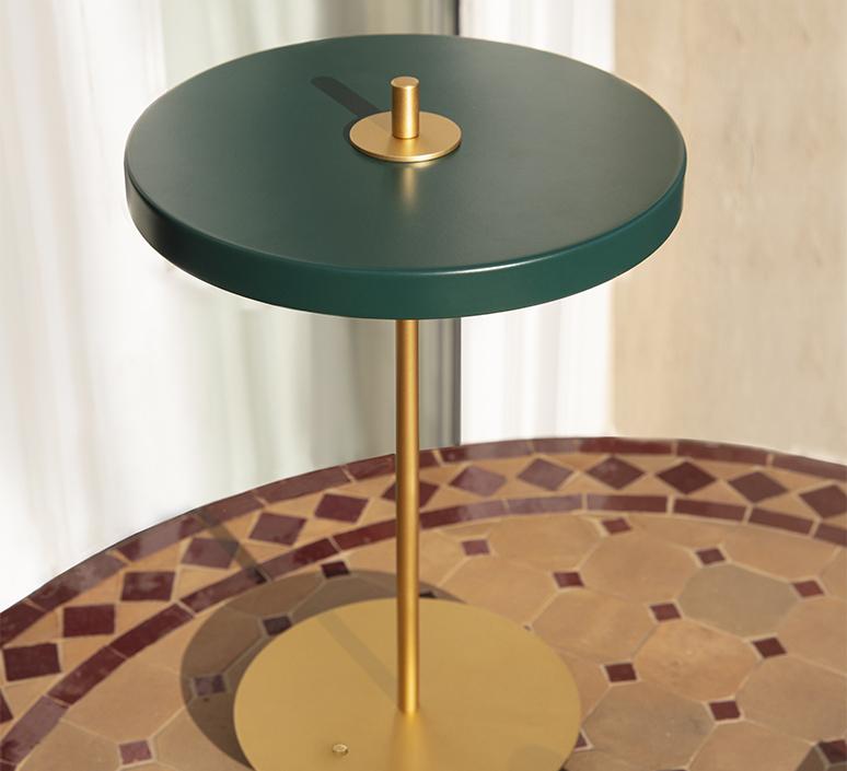 Asteria move soren ravn christensen baladeuse portable lamp  umage 2387  design signed nedgis 118879 product