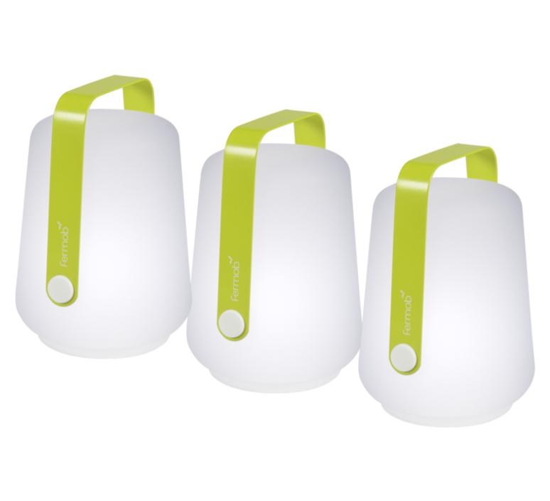Balad verveine tristan lohner baladeuse portable lamp  fermob 3602 verveine  design signed nedgis 67732 product