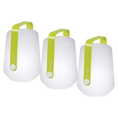 Balad verveine tristan lohner baladeuse portable lamp  fermob 3602 verveine  design signed nedgis 67732 thumb