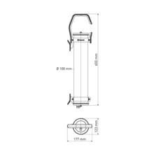 Balke sammode studio baladeuse portable lamp  sammode balke cp1201  design signed 64328 thumb