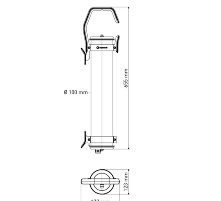 Balke sammode studio baladeuse portable lamp  sammode balke cg1201  design signed 64324 product