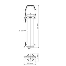 Balke sammode studio baladeuse portable lamp  sammode balke cg1201  design signed 64324 thumb