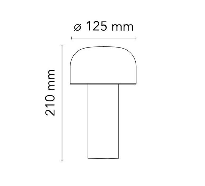 Bellhop edward barber jay osgerby baladeuse portable lamp  flos f1060026  design signed nedgis 98063 product