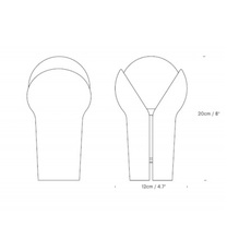 Bud melissa yip baladeuse portable lamp  innermost lb13210526  design signed nedgis 76000 thumb