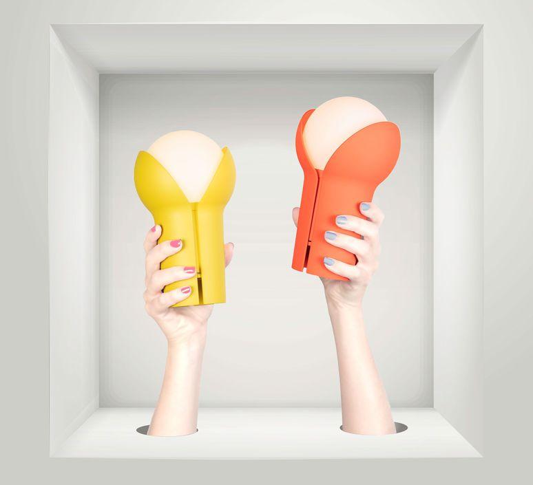 Bud melissa yip baladeuse portable lamp  innermost lb13210511  design signed nedgis 75983 product