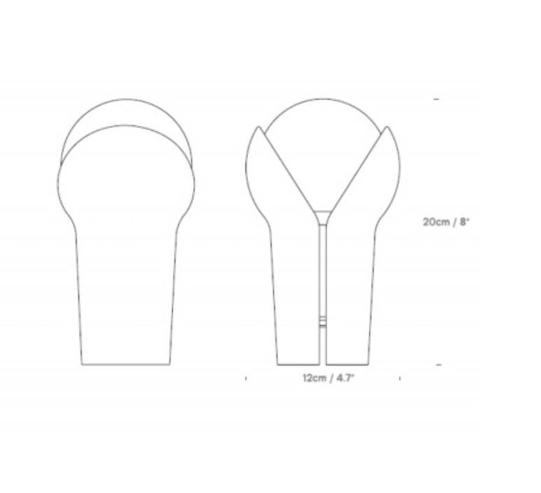 Bud melissa yip baladeuse portable lamp  innermost lb13210513  design signed nedgis 75996 product