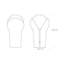 Bud melissa yip baladeuse portable lamp  innermost lb13210513  design signed nedgis 75996 thumb