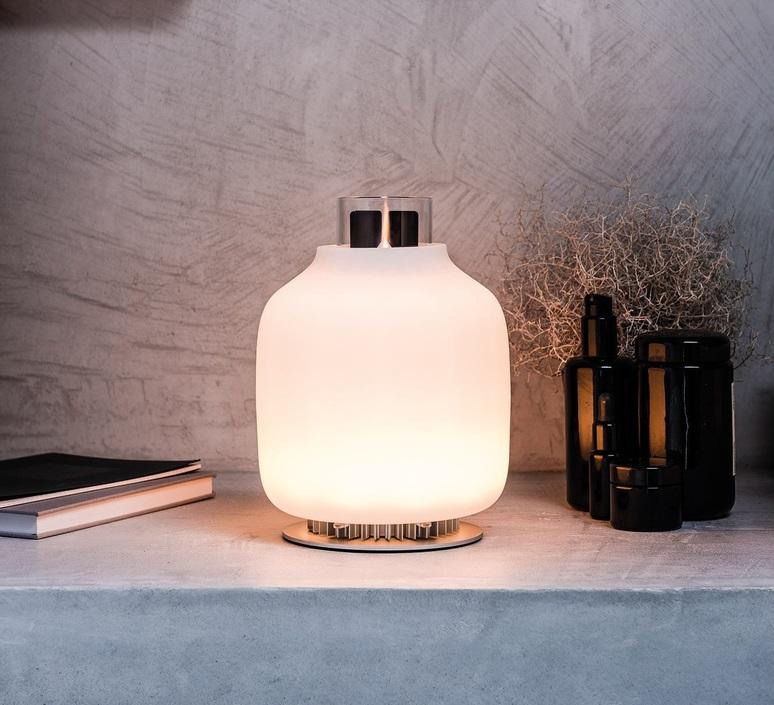 Candela light charge francisco gomez paz baladeuse portable lamp  astep a01 t10 200w  design signed nedgis 79170 product