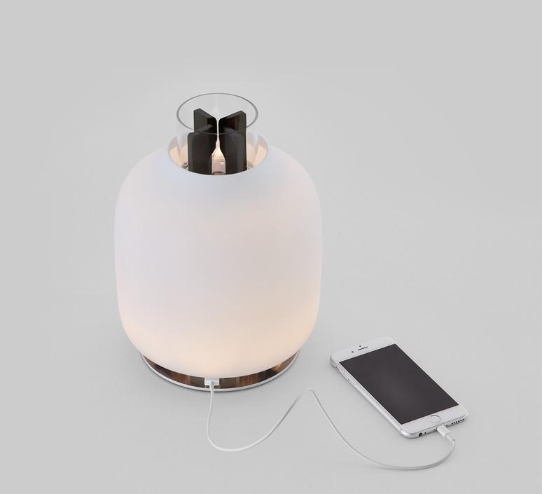 Candela light charge francisco gomez paz baladeuse portable lamp  astep a01 t10 200w  design signed nedgis 79173 product