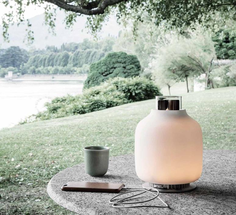 Candela light charge francisco gomez paz baladeuse portable lamp  astep a01 t10 200w  design signed nedgis 79178 product