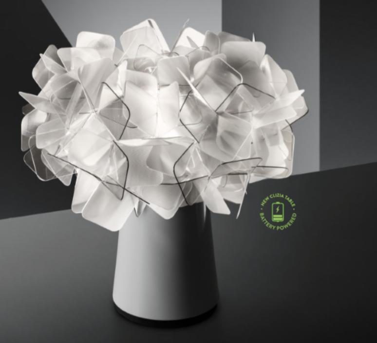 Clizia adriano rachele baladeuse portable lamp  slamp cli78tavb0c1f 000  design signed 47295 product