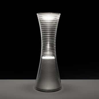 Baladeuse come together chrome brillant led 3000k 360lm o10cm h26 5cm artemide normal