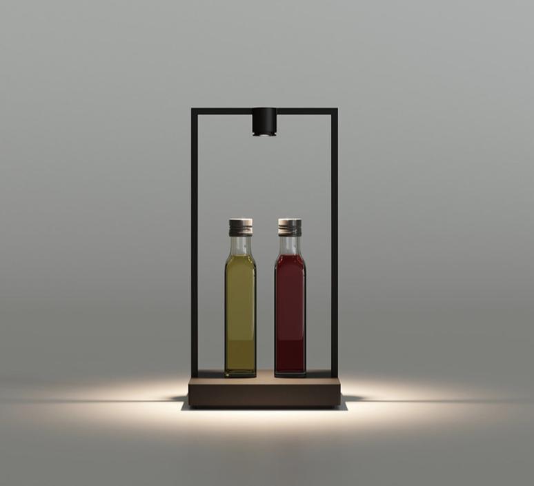 Alfa sergio mazza baladeuse portable lamp  artemide 0026010a  design signed nedgis 75623 product