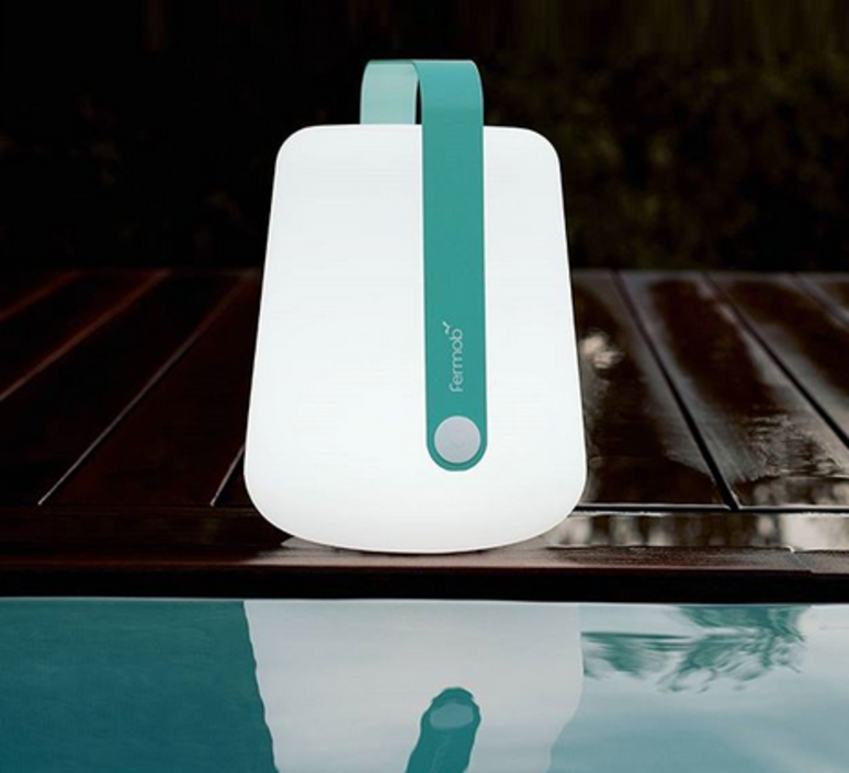 Balad tristan lohner baladeuse d exterieur outdoor portable lamp  fermob 3611 46  design signed 32761 product