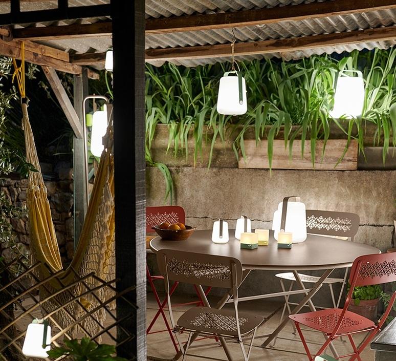 Balad tristan lohner baladeuse d exterieur outdoor portable lamp  fermob 3611 28  design signed 106066 product