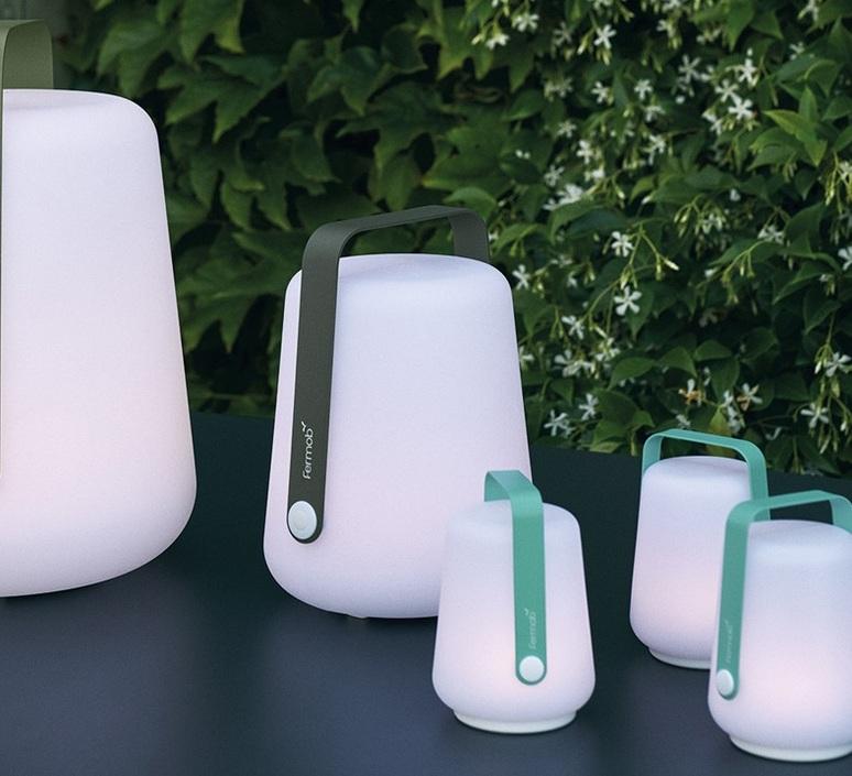 Balad tristan lohner baladeuse d exterieur outdoor portable lamp  fermob 3611 28  design signed 106069 product