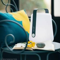 Balad tristan lohner baladeuse d exterieur outdoor portable lamp  fermob 3621 26  design signed 51431 thumb