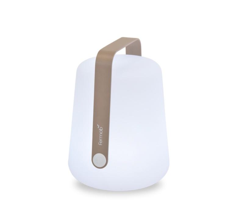 Balad tristan lohner baladeuse d exterieur outdoor portable lamp  fermob 3611 14  design signed 32736 product