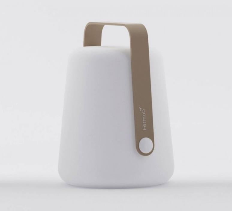 Balad tristan lohner baladeuse d exterieur outdoor portable lamp  fermob 3611 14  design signed 32832 product