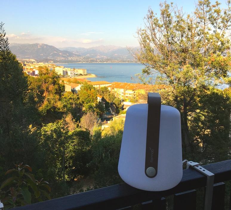 Balad tristan lohner baladeuse d exterieur outdoor portable lamp  fermob 3621 14  design signed 34778 product