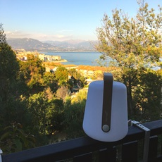 Balad tristan lohner baladeuse d exterieur outdoor portable lamp  fermob 3621 14  design signed 34778 thumb