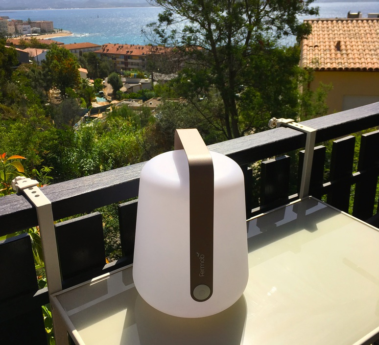 Balad tristan lohner baladeuse d exterieur outdoor portable lamp  fermob 3621 14  design signed 34779 product