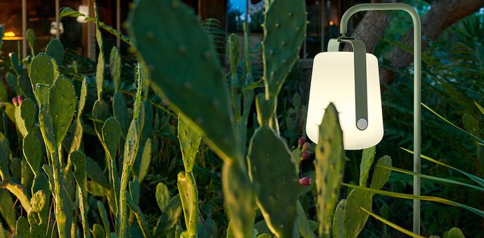 Baladeuse d exterieur balad pied a planter cactus l5cm h159cm fermob normal