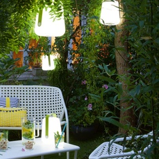 Balad tristan lohner baladeuse d exterieur outdoor portable lamp  fermob 3621 29  design signed 32774 thumb