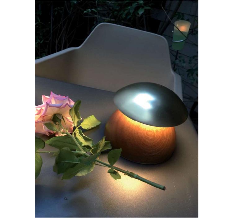 Bell cristian cubina baladeuse d exterieur outdoor portable lamp  alma light 2060 010  design signed nedgis 116901 product