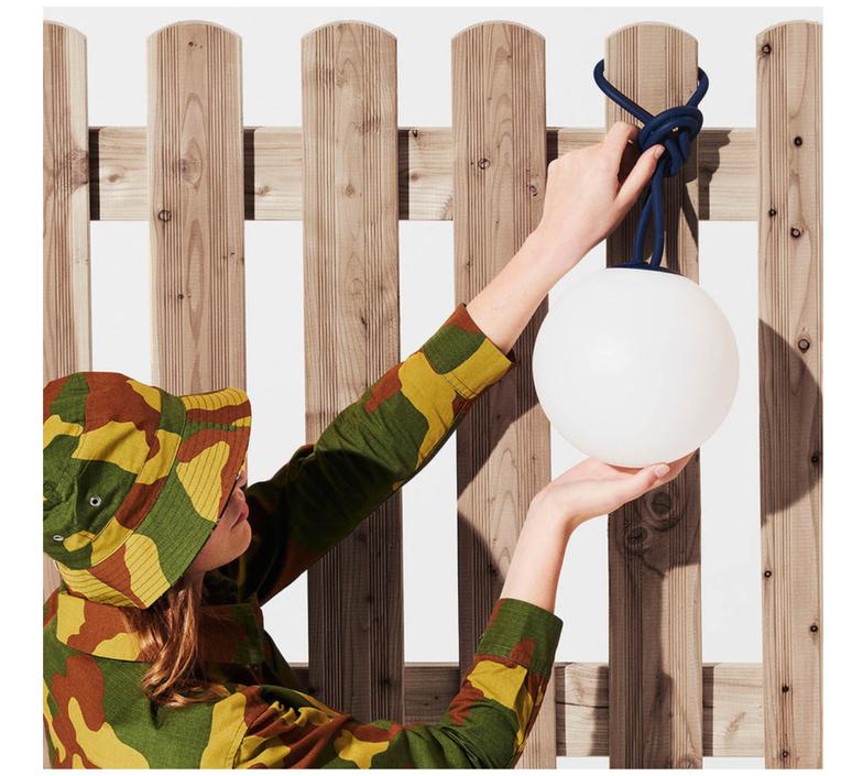 Bolleke nathalie schelleskens baladeuse d exterieur outdoor portable lamp  fatboy 104518  design signed nedgis 116787 product
