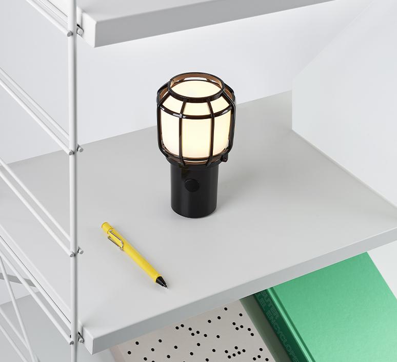 Chispa joan gaspar baladeuse d exterieur outdoor portable lamp  marset a703 001  design signed nedgis 117350 product