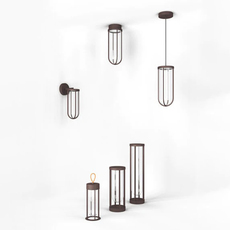 In vitro unplugged philippe starck baladeuse d exterieur outdoor portable lamp  flos f018e21k018  design signed nedgis 114830 thumb