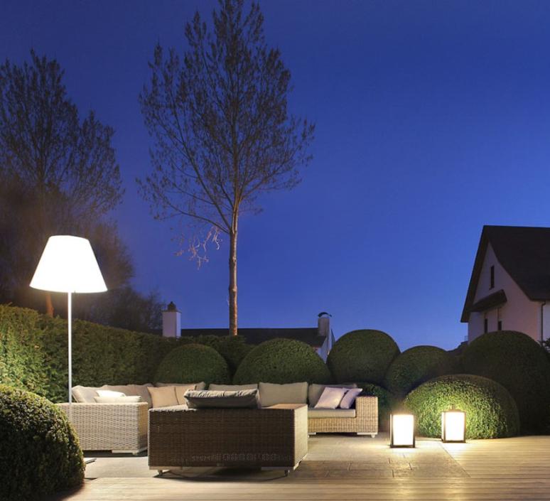 Kabaz floor led studio modular baladeuse d exterieur outdoor portable lamp  modular 11130832  design signed 34793 product